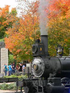 Greenfield Village Train