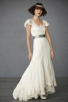 Victoria's Reign Gown