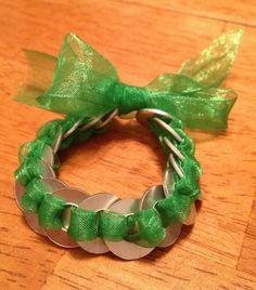washer bracelets