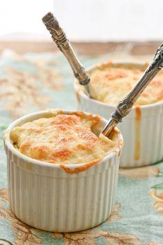 Cottage Pie (mashed cauliflower, not potato)