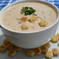 My Best Clam Chowder - Allrecipes.com