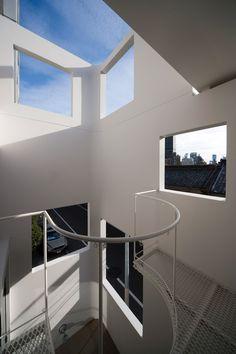 urban architecture office: IWM house