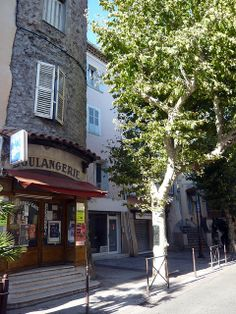 Frejus old town, Var, France