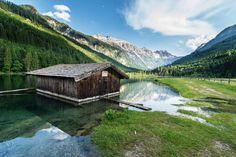 Jägersee, Austria. Photo by Emil Jovanon! Amazing