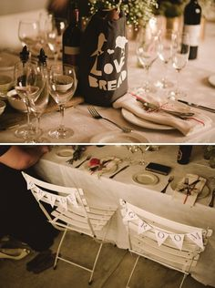 Music Themed, Rustic Chic Farm Wedding In South Africa - Bridal Musings Wedding Blog