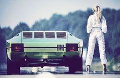 Lamborghini Bravo (concept car) by Bertone, 1974