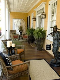 decor, charleston farmhous, idea, dream, charleston porches, outdoor, front porches, design, charleston hous
