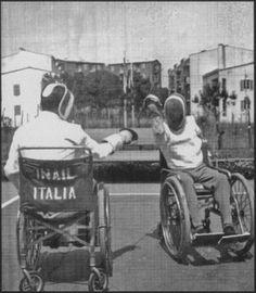 Giochi paralimpici di Roma 1960 Scherma
