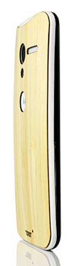 Bamboo Toast cover for the Moto X www.toastmade.com #toastmade #motox #wood #lasercut #madeintheUSA #android #ecofriendly #bamboo