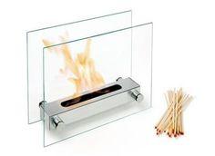 Coolest Latest gadgets – Desktop Fireplace – New electronic technology gadgets   Sclick
