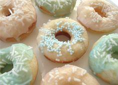 Pretty Donuts via Twigandthistle.com