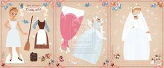 Cinderella Paper Doll by ~Cor104 on deviantART