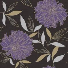 The Wallpaper Company 56 sq. ft. Peony Red Wallpaper-WC1287294 at The Home Depot
