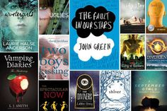 Flowchart: Which YA Novel Is Right for You? -- Vulture