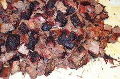 TEXAS SMOKED BBQ BRISKET. great website for bbq recipes.
