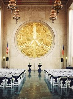 Texas Hall of State | Perfect Texas wedding venue
