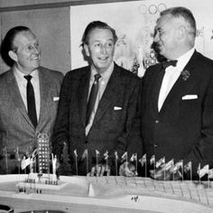 In many ways Art Linkletter and his family was the first really Disneyland fan. He had one of the first Gold Passes issued and spent a lot of time at the parks with his family. The 1960 Winter Olympics featured another partnership between Disney and Art Linkletter. Disney had been asked to organize the opening ceremonies. Of course, he called on his friend to be the vice president of entertainment for the Olympics.