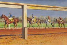 Four Riders - John Philip Falter
