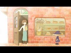 little girls, dogs, animation, art, character design, blind girl, anime girl blind, anim short, short film
