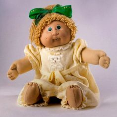 :) cabbage patch dolls