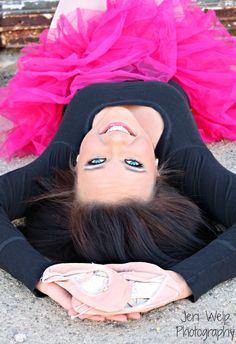 Senior Picture 2013 Dance Jeri Welp Photography I luv the idea of incorporating the first dance shoes