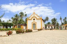 Discover Maceio #Maceio #Brazil brasil maceio, alagoa brasil, maceio brazil, churches, small towns