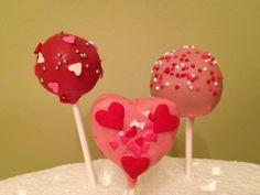 valentine cake, valentin cake, cake popsbal