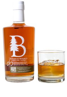 Whiskey from Dancing Pines Distillery.