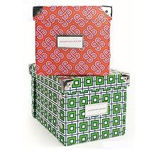 Jonathan Adler Collection from See Jane Work, http://www.luckymag.com/blogs/luckyrightnow/2012/07/DOTD-See-Jane-Work-Jonathan-Adler-Stationery