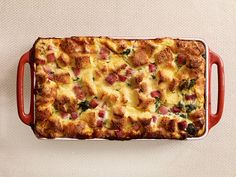 Mix-and-Match Brunch Casserole : Recipes and Cooking : Food Network - FoodNetwork.com
