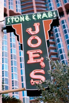 Joe's Stone Crab - Chicago (not the Miami flagship location) but very nice atmosphere and excellent food