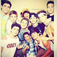 Magcon boys ❤️