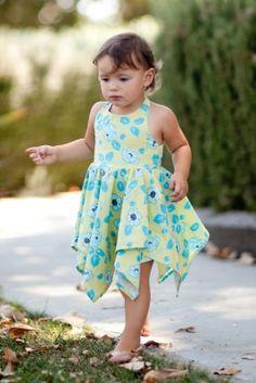 Willow Dress pattern $6