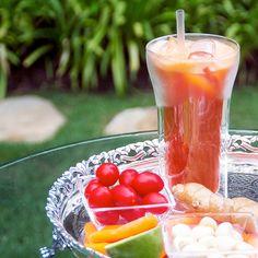 suco detox laranja cenoura ingredientes