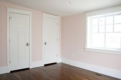 Benjamin Moore paint love And happiness. For a girls room
