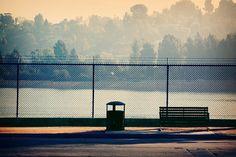 Silverlake Reservoir, Los Angeles