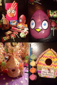 Ava's Stella Angry Bird Birthday Favors