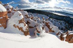Brian Head, Utah.
