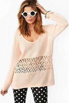 Crochet Away Knit