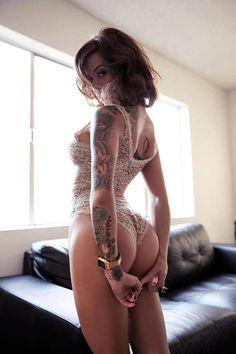 #tattoo #sexy www.inkedmag.com