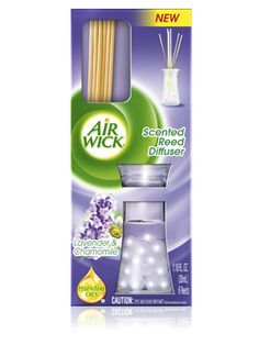 #Relax with the soothing #Lavender and Chamomile scented reed diffuser from #AirWick. Join our Fragrant Homes Club for exclusive offers, special savings and more great ways to #relax at home.