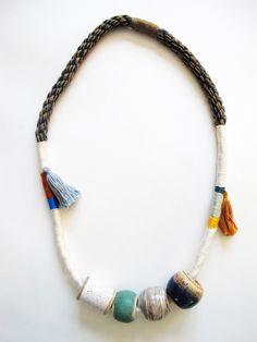 Object & Totem 4 Bead Lena Necklace