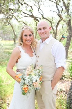 Hill Country Wedding from Rebecca McCoy Photography  Read more - http://www.stylemepretty.com/texas-weddings/2013/07/25/hill-country-wedding-from-rebecca-mccoy-photography/