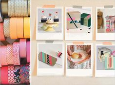 diy it up with washi tape this weekend!