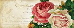 pastels, beds, cover photos, roses, perfume, collages, french ephemera, rose tag, vintage style