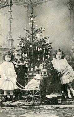 Victorian Christmas.