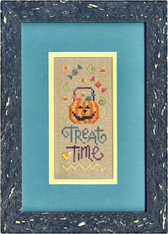 Treat Time ~ by Lizzie Kate; yeoldecs.com
