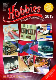 Hobbies Handbook 2013 Model-Making Catalogue | Hobbies