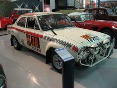 MkI Escort Rally