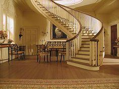 miniatur, dollhous, doll hous, stairway, grand staircas, dream hous, delaware, spiral staircases, decor idea